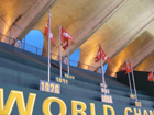 World Championship flags 1926 1931 1934 1942 1944 1946 1964 1967 1982