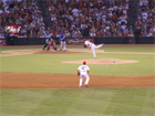 Carpenter retires the side in the 9th
