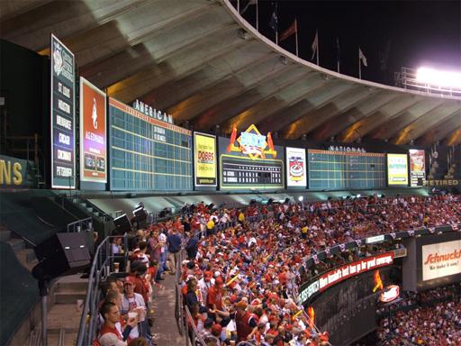 Cardinal Nation 187 Busch Stadium 10 12 05 10 13 05