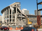 Busch Stadium demolition