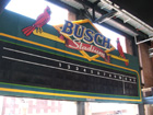 Manual scoreboard from Old Busch Stadium