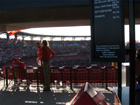 Beer: $8.25 Soda: $4.50 Bottled Water: $4.50 Peanuts $3.75 A Cardinals win on opening day: Priceless