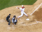 Pujols tries for HR number 19