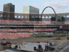 The Ghost of Busch Stadium
