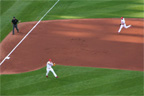 Scott Rolen makes the play